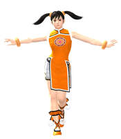 Ling Xiaoyu by Strawberry-Pink05