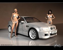 BMW M3 by Ashale