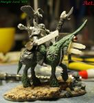 Nurgle Lord WIP by Aeteros
