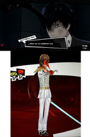 Foreshadowing Goro Akechi is the Traitor by JasonPictures