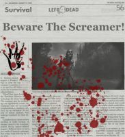 Beware The Screamer by C12ASH