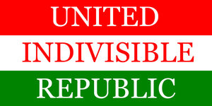 British Republican Banner by Party9999999