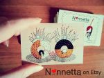 Business Card by Nonnetta