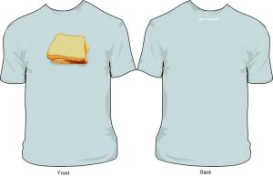 T-Shirt: Got Cheese by chod