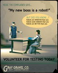 My New Boss is a Robot! by PrincessBloodyMary