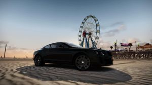 Bently Sunset NFS HP by GamaGT