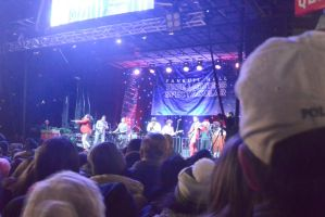 Boston's Faneuil Hall Concert/ Tree Lighting 2 by Miss-Tbones