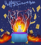 HAPPY BIRTHDAY BUBS! by LittleMellowRabbits