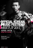 KMF Meetup 2011 Poster by udooboo