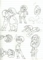 KBSD: Doodle page by numbah3
