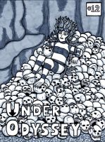 Under Odyssey Chapter 12 Cover by EvilCake
