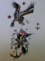My Sailor Jerry Flash by clearfishink
