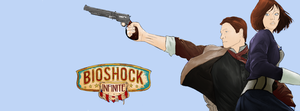 Bioshock Infinite by Aoi-nikkou