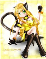 TMM- Lemon Meow by super-squirrel