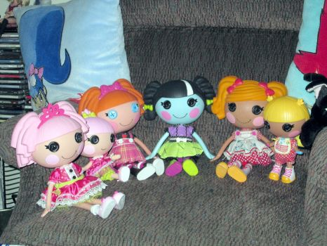 Lalaloopsy Collection by WhittanyBrittanyBskt