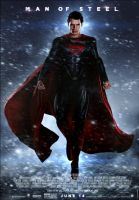 Man of Steel Theatrical Movie Poster by YoungPhoenix3191