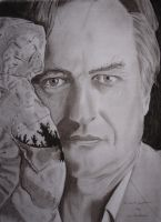 Richard Dawkins by astrogoth13