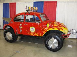 Bad Ass Baja Bug by DrivenByChaos