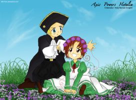 APH - Love you since the '900 by Didi-hime