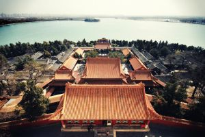 Summer Palace Beijing by EonBlueFeanor