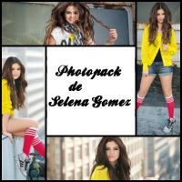 Photopack De Selena Gomez by CutinaEditions