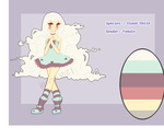Cloud Child Adopt I CLOSED by vanna1021