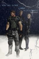 You're loser!! _ Resident Evil by kingofshadows26