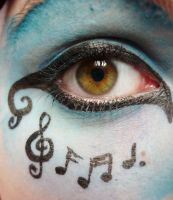 Musik Make Up by Samiii-chan