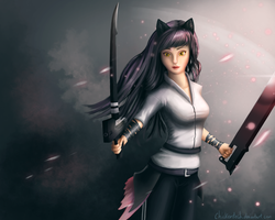 Blake Belladonna by chickentech