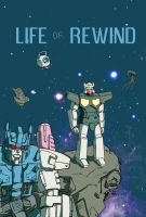 Transformers MTMTE #15 Life of Rewind by OZ-Clement