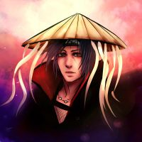 Itachi by EmjayxD