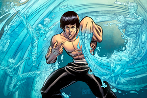 Bruce Lee - BA by ArtosTrasoAtros