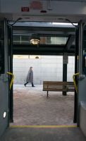 Through the Bus Doors 10 by bowtiephotography