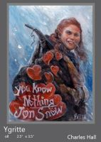 you know nothing jon snow by charles-hall