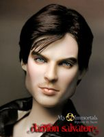 Damon Dalvatore-Vampire Diaries by my-immortals