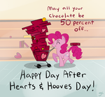 Happy Day After Hearts and Hooves Day! by grilledcat