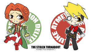 GS3 :: The Stolen Turnabout by Ameyh
