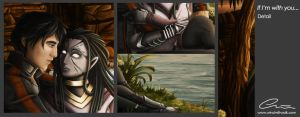 If I'm with you - Detail by Onyrica