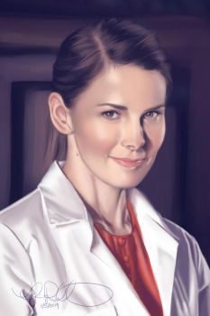 Molly Hooper by Eeddey