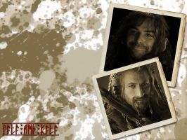 Fili and Kili by Fili-Laufeyson