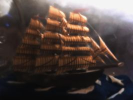 Cutty Sark by ColdMarch