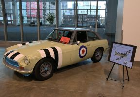 1973 MG MGB by Razgar