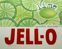Lime Jello Box by strawberrypez