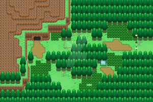 Pokemon Z/O : Route 4 by xnyk