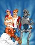 FUTURAMA by packraptor