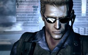Wesker by YaninaJohnson