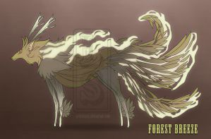 Forest Breeze [Auction: CLOSED] by LuckySquid