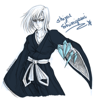 Shizue Shinigami O.o ? by SorceressDream