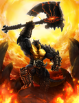 Live by the Axe by WarGreymon43