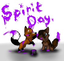 Spirit Day 2012 by InkSheWolf